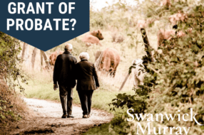 what is a grant of probate